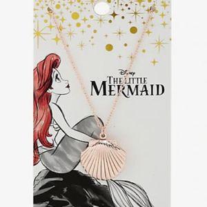 Disney's Little Mermaid Sea Shell Locket